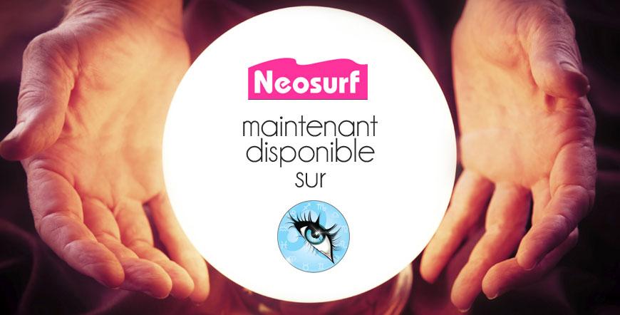 Neosurf maintenant disponible sur FrancoVoyance