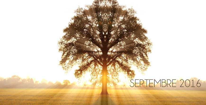 Horoscopes pour septembre 2016