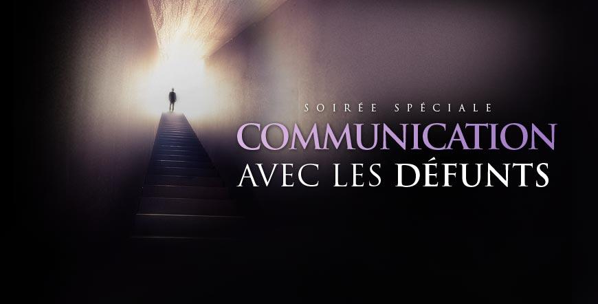 Communication avec les défunts
