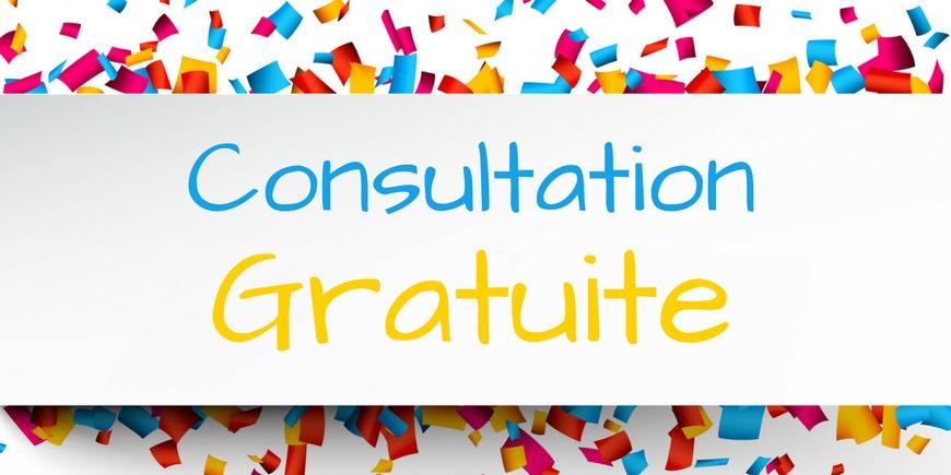 Courez la chance de gagner une consultation gratuite !
