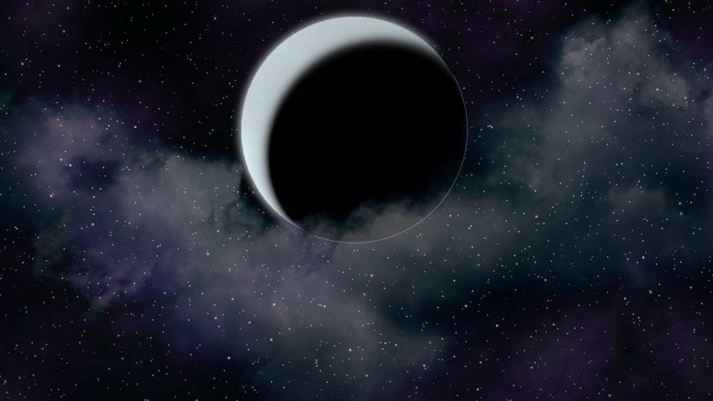 La Nouvelle Lune du 18 Novembre 2017 en Scorpion ~ Nuit Silencieuse