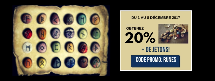 Choisissez une rune et découvrez quel est son message!