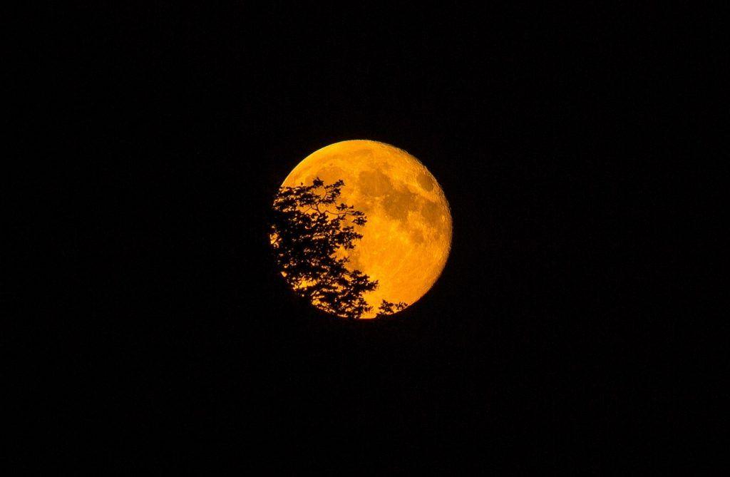 La super Lune bleue de sang & éclipse lunaire du 31 janvier 2018 – Une sensibilité et une lucidité plus intenses